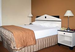藍色酒店 - 阿爾伯克基 - 臥室