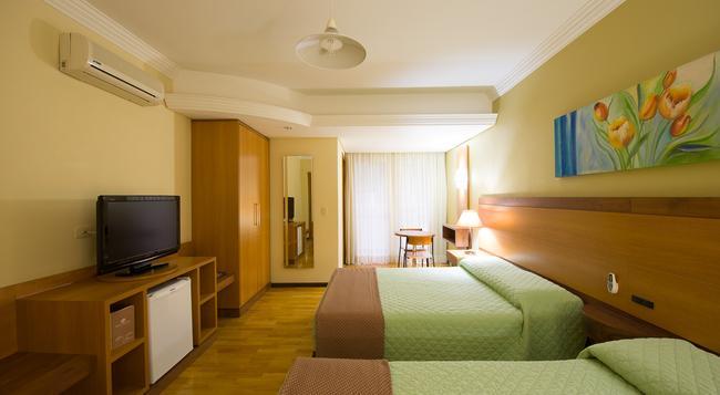 Recanto Cataratas Thermas Resort And Convention - 福斯的伊瓜蘇 - 臥室