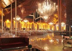 瑞坎託卡塔拉塔斯溫泉度假村及會議酒店 - 福斯的伊瓜蘇 - 餐廳