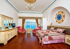 薩爾瑪吉斯度假Spa酒店 - 博德魯姆 - 臥室
