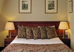費茲羅維亞農莊酒店 - 倫敦 - 臥室