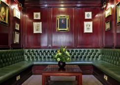 費茲羅維亞農莊酒店 - 倫敦 - 休閒室