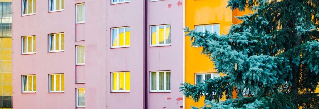 Hotel Inturprag - 布拉格 - 建築