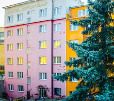 因托普拉格酒店