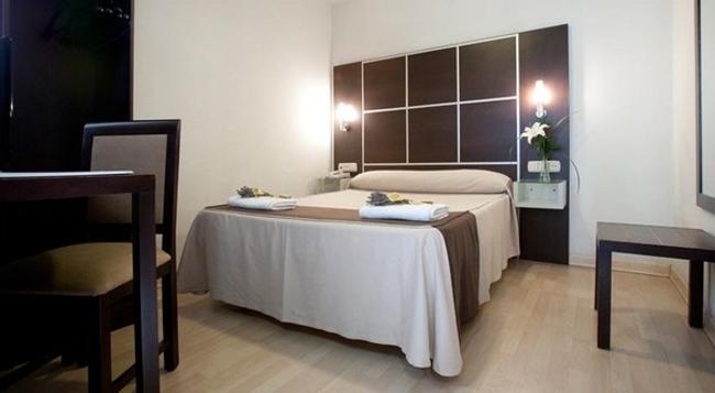Hotel Los Girasoles I - 格拉納達 - 臥室