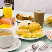 Bella Italia Hotel & Eventos Breakfast Area
