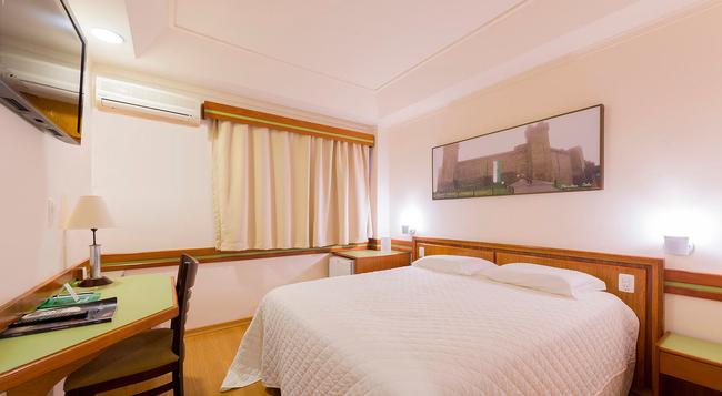 Bella Italia Hotel & Eventos - 福斯的伊瓜蘇 - 臥室