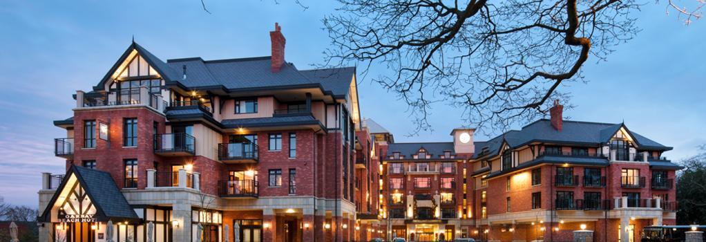 Oak Bay Beach Hotel - Victoria - 建築