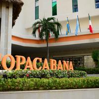 Copacabana Beach Hotel Acapulco Hotel Entrance