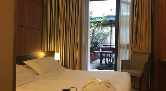 Hotel Carrobbio - 米蘭 - 臥室