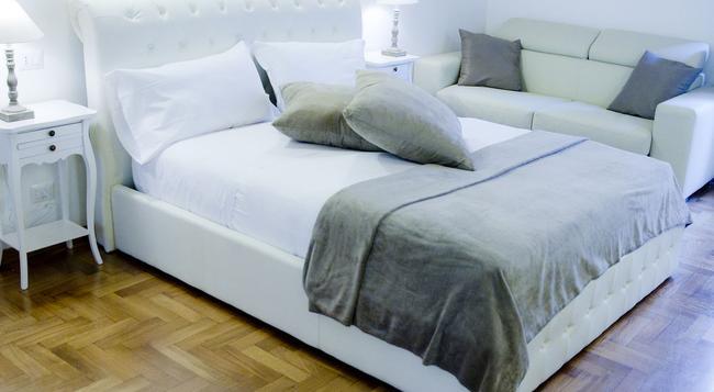 3 Inn Ripetta - 羅馬 - 臥室