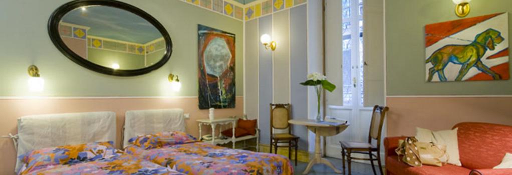 Hotel Emona Aquaeductus - 羅馬 - 臥室