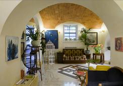 伊莫娜葵杜克圖斯酒店 - 羅馬 - 大廳