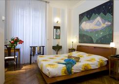 伊莫娜葵杜克圖斯酒店 - 羅馬 - 臥室