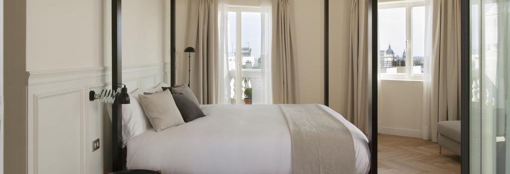 Dear Hotel Madrid - 馬德里 - 臥室