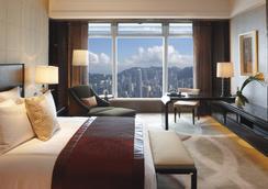 麗思卡爾頓酒店 - 香港 - 臥室