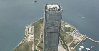 麗思卡爾頓酒店 - 香港 - 建築