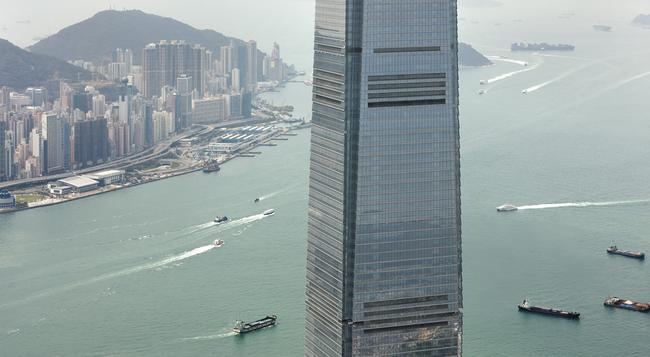 The Ritz-Carlton Hong Kong - 香港 - 建築