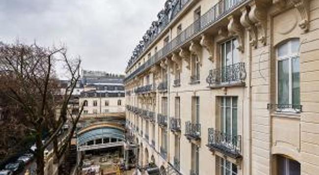 Ritz Paris - 巴黎 - 建築