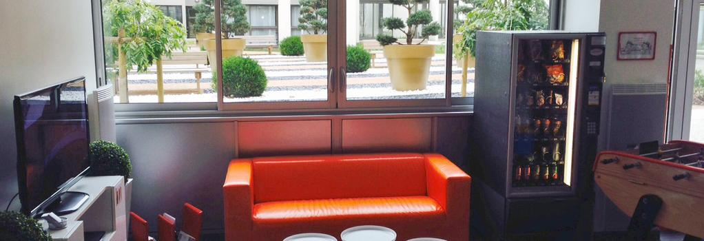 Lyon Appart Hotel - 里昂 - 休閒室