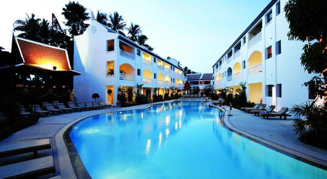 Samui Palm Beach Resort - 蘇梅島 - 游泳池