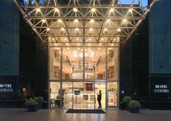 內魯達酒店 - 聖地亞哥 - 建築