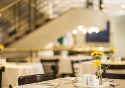 內魯達酒店 - 聖地亞哥 - 餐廳