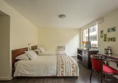 綠如達快捷酒店 - 聖地亞哥 - 臥室