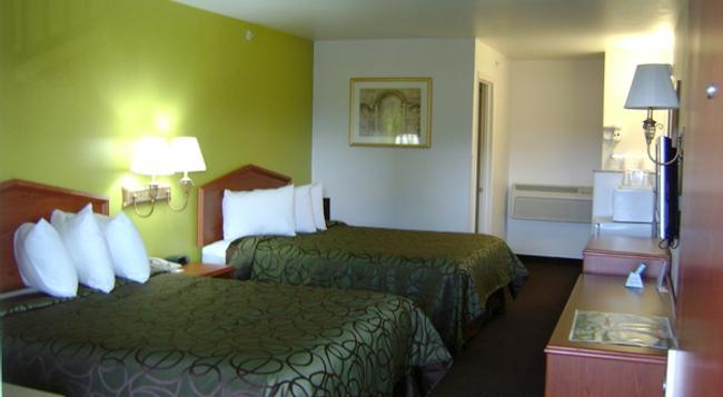 Motel 6 Walla Walla, WA - 沃拉沃拉 - 臥室