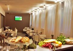 扎拉米蘭酒店 - 米蘭 - 餐廳