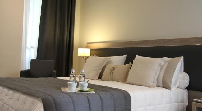 Hotel Zara Milano - 米蘭 - 臥室