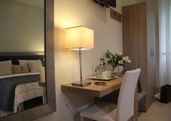 扎拉米蘭酒店 - 米蘭 - 臥室