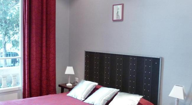 Hotel Victor Hugo - 尼斯 - 臥室