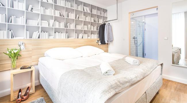 Smart Hotel - Gdańsk - 臥室
