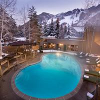 Molly Gibson Lodge Pool