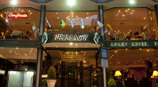 Primacy Apart Hotel - 馬德普拉塔 - 建築