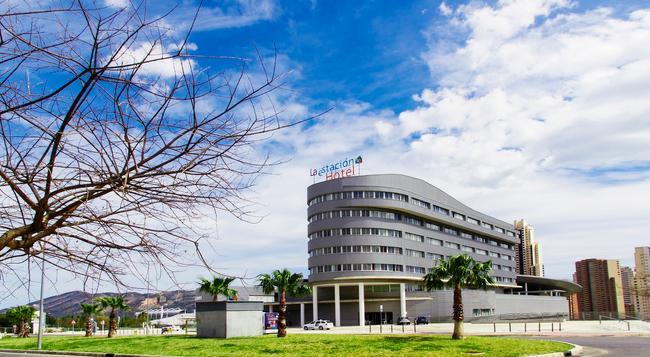 Hotel La Estacion - 貝尼多姆 - 建築