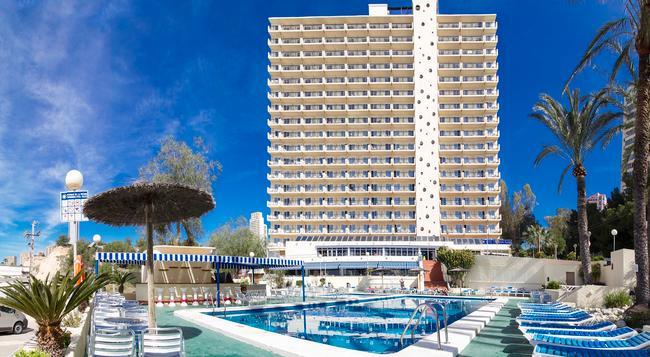 Hotel Poseidón Playa - 貝尼多姆 - 建築