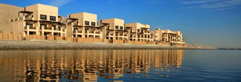Atana Musandam Resort - 海塞卜 - 建築