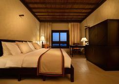 Atana Musandam Resort - 海塞卜 - 臥室