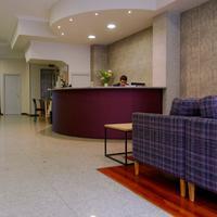 Hotel Vigo Plaza Recepción 24 horas