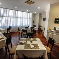 Hotel Vigo Plaza Comedor