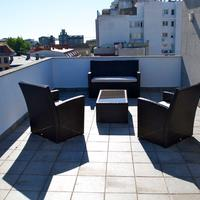 Hotel Vigo Plaza Terraza Apartamento