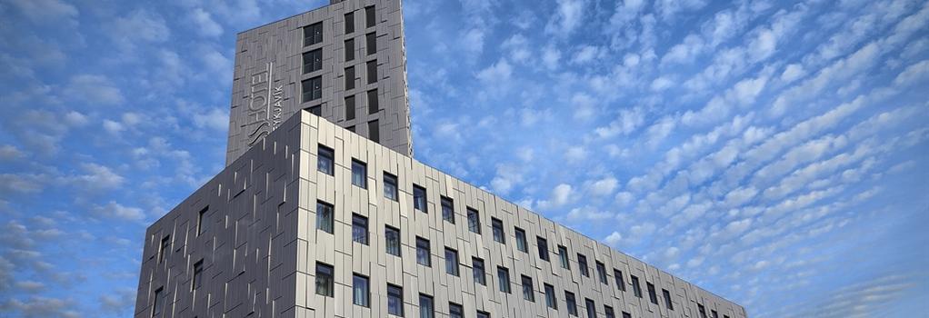 Fosshotel Reykjavik - 雷克雅未克 - 建築