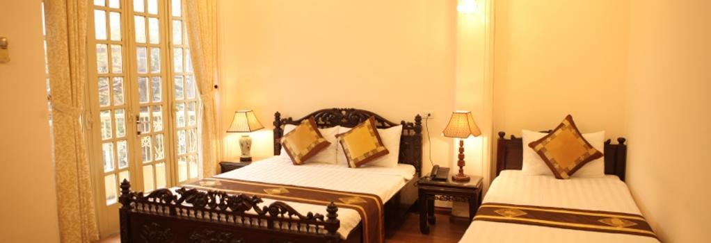 Prince 1 Hotel - Luong Ngoc Quyen - 河內 - 臥室