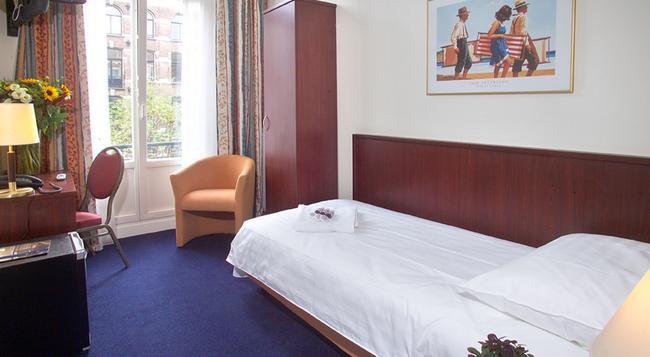 Hotel Alexander - 阿姆斯特丹 - 臥室