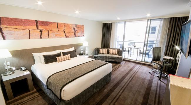 Rydges World Square - 雪梨 - 臥室