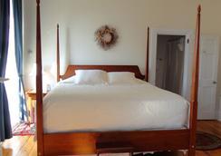 克里斯托弗道奇旅館 - 普羅維登斯 - 臥室
