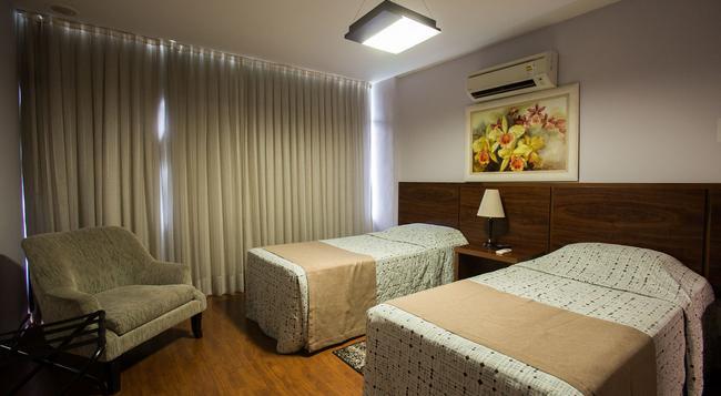 Gallant Hotel - 里約熱內盧 - 臥室