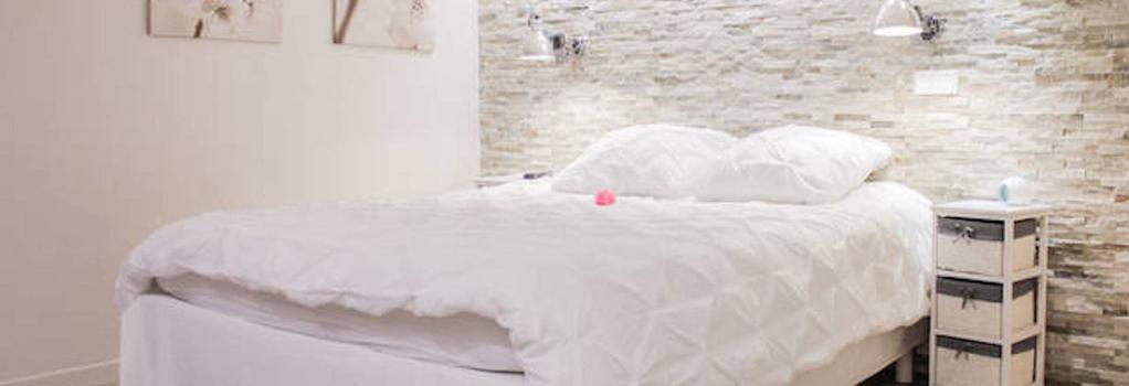 Marseillecity - Chambres d'hôtes - 馬賽 - 臥室